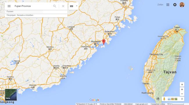 Fujian, Kína