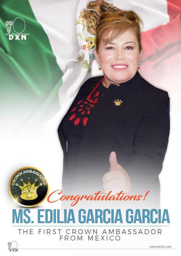 dxn mexikó