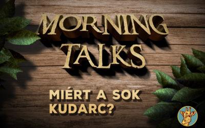 Morning Talks – Miért a sok kudarc?