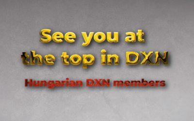 A DXN dal magyar hálózatépítők előadásában